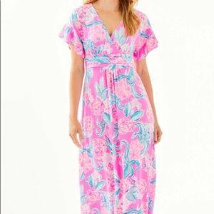 Lilly Pulitzer Jessi Maxi Dress